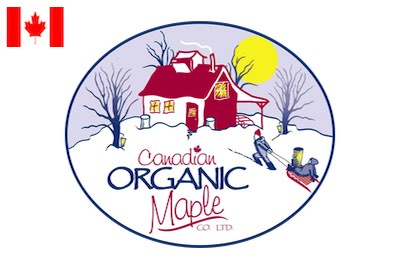 canadian organic maple canada