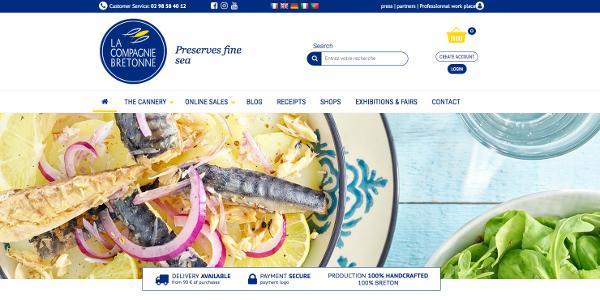 la compagnie bretonne web