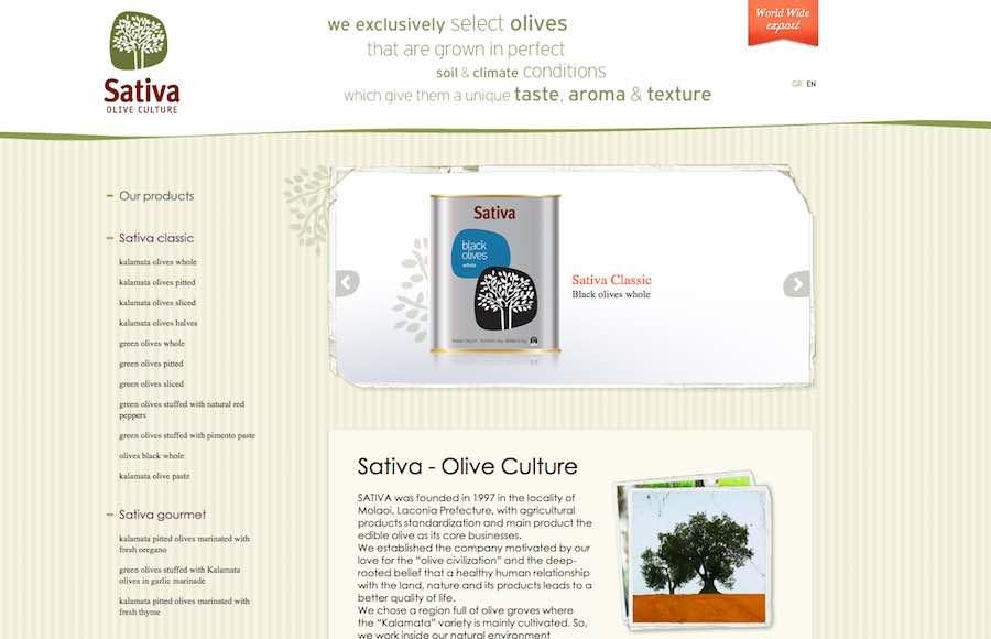 sativa olives