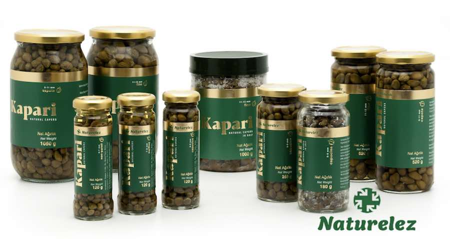 naturelez capers